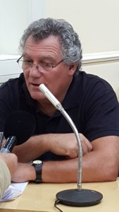 Prof Julian Mazzoni