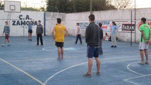 Campeonato recreativo en club zamora - semana de la juventud (1)