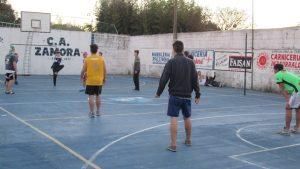 Campeonato recreativo en club zamora - semana de la juventud