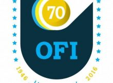logo ofi 70 años
