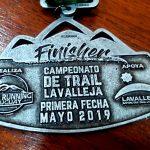 17.05.2019 Se viene «Desafío Campanero» Campeonato Departamental de Trail