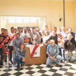10.10.2019 Reconocimiento al Subcampeón del Interior Divisional «B»: Barrio Olímpico