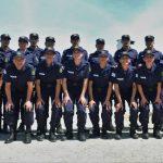 20.11.2019 ¡GRADUADOS! 16 nuevos efectivos policiales se incorporaron a la Policía de Lavalleja
