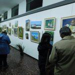 26.07.2021 Por 15 días se expone en Casa de la Cultura la muestra «Destacando Emociones» de Teresita Lapitz