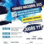 17.09.2021 Lavalleja será sede del campeonato 3×3