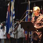24.09.2021 Se conmemoró el 171° aniversario del Fallecimiento del General José Gervasio Artigas